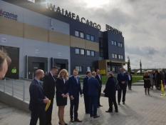 Otwarcie Terminalu Waimea Cargo Szczecin-Goleniów-1